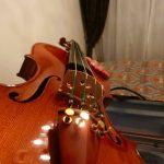 バイオリン目線画像